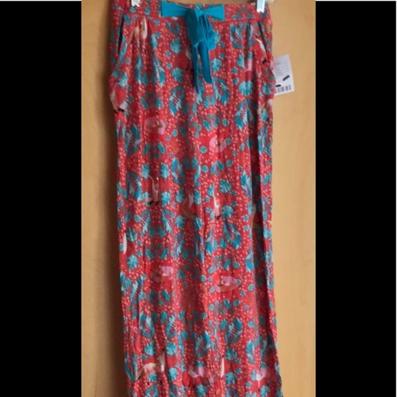 Anthropologie Other - Anthropologie Lilka lounging pajama pants size S